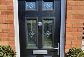 Front Door Painting Biddenham
